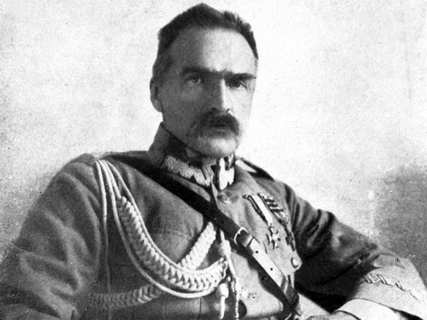 Marszałek Józef Piłsudski/PAP