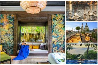 Ranking 10 najlepszych hoteli na świecie
