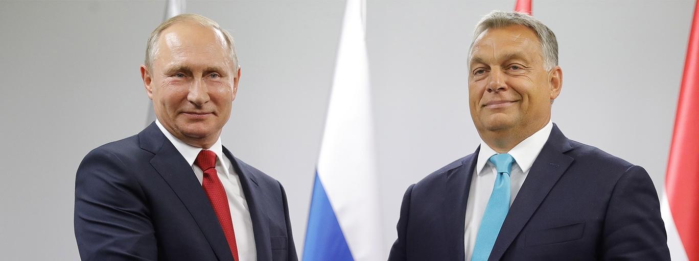 Putin, Orban