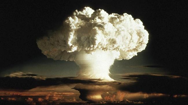 Wybuch jadrowy