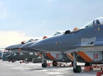 Samoloty MIG-29