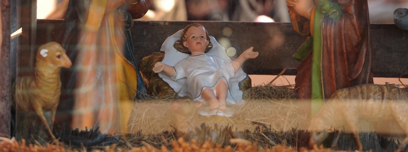 Boże Narodzenie Wigilia Jezus Chrystus chrześcijaństwo