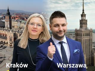Pomazańcy prezesa. Kaczyński przedstawił kandydatów na prezydentów miast