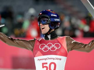 Jest złoto! Kamil Stoch mistrzem olimpijskim