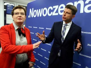 Nowoczesna jednak nie poprze Trzaskowskiego? Lubnauer ostro o deklaracji Petru