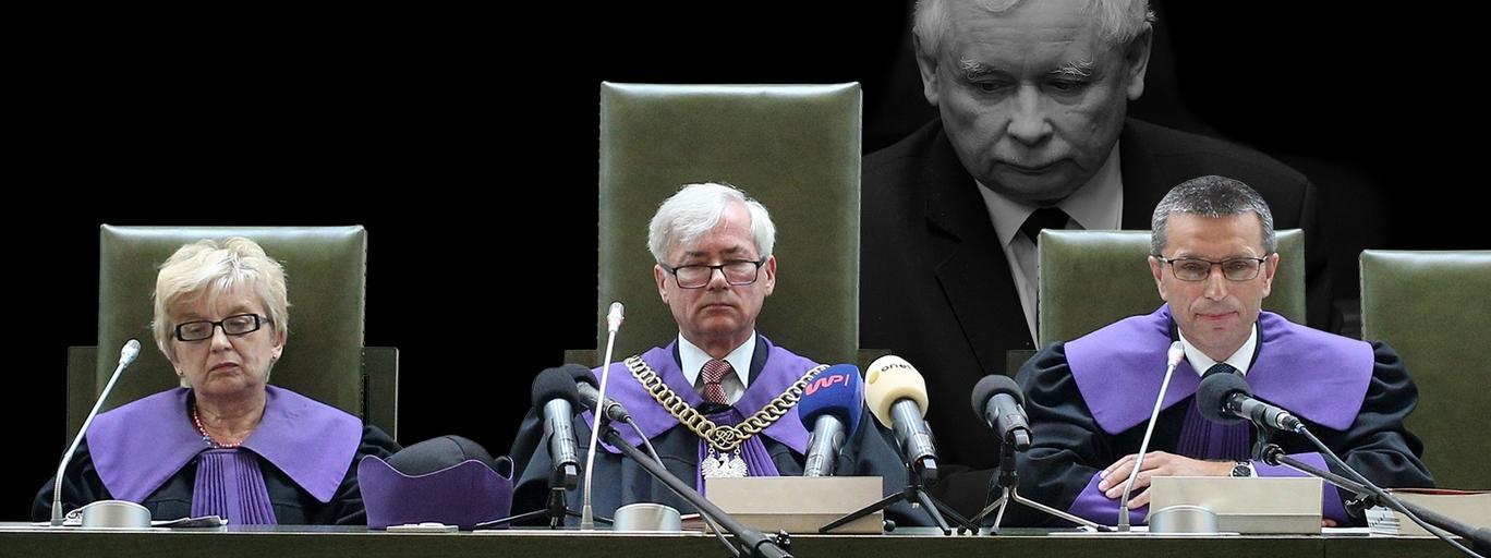 Sąd Najwyższy, Kaczyński