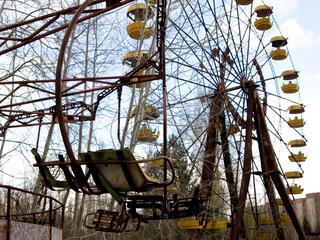 Zobaczcie najbardziej przerażające opuszczone parki rozrywki