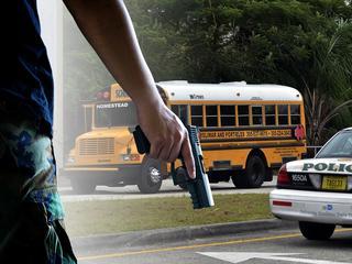 W USA co roku dochodzi do ponad 60 tysięcy strzelanin