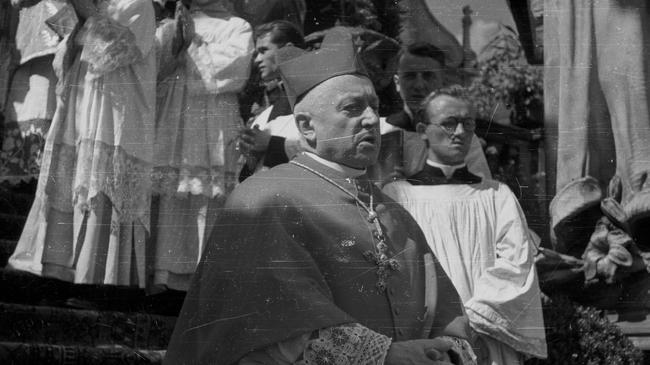 Kardynał August Hlond
