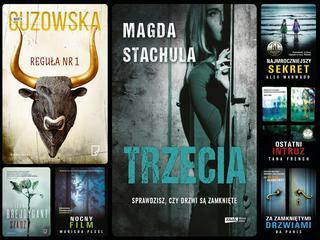 Najlepsze thrillery. Te książki zmrożą krew w żyłach