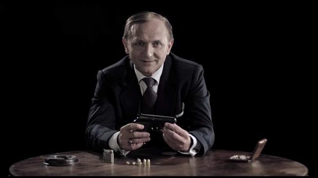 Ach śpij kochanie, Andrzej Chyra jako Władysław Mazurkiewicz