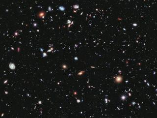 Tak wygląda najdalszy kosmos
