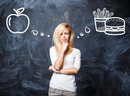 dieta jedzenie odchudzanie kobieta