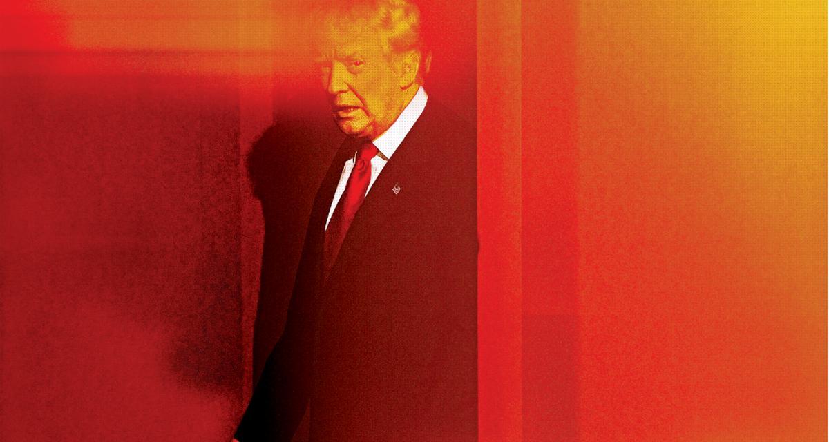 Paranoja jest pomarańczowa