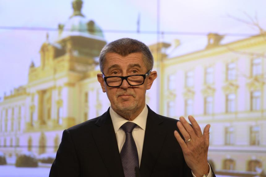Premier Czech Andrej Babis (ANO) w wyborach prezydenckich popiera Zemana