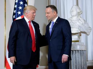 Na spotkaniu Dudy z Trumpem zapadnie decyzja o zakupie sprzętu dla polskiej armii?