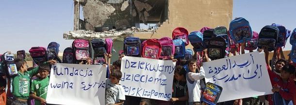 Polska szkoła w Syrii