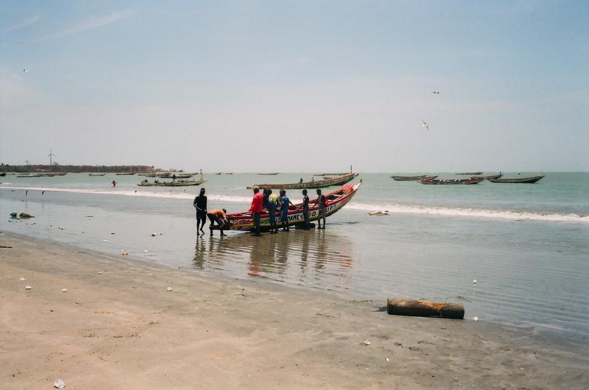 Gospodarka Gambii oparta jest w znacznej mierze na rolnictwie, ale rybołówstwo nabiera w kraju coraz większego znaczenia.