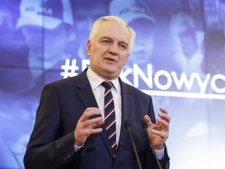 Gowin: To ja wymyśliłem kandydaturę Jacka Saryusz–Wolskiego