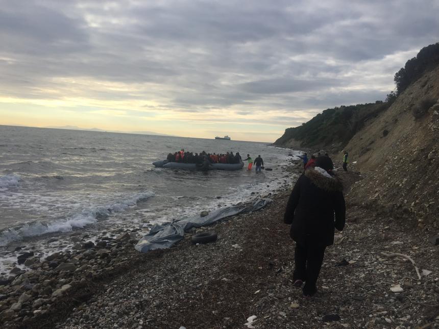 W 2016 roku zginęło na morzu prawie 5 tysięcy osób.