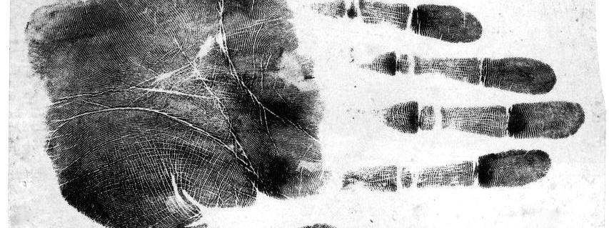 odciski palców