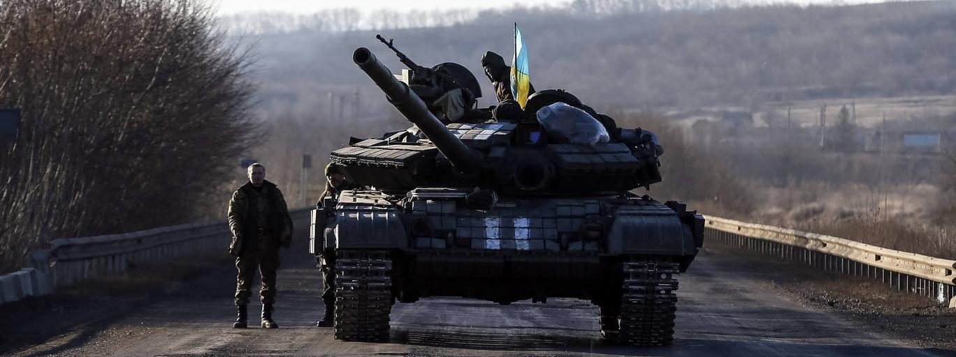 Ukraina Donbas