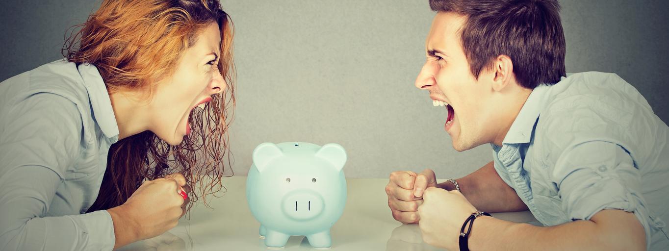 Finanse a małżeństwo. Kłótnia