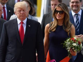 Donald Trump w Polsce. Mogło być gorzej