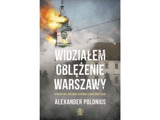 Zapiski z płonącej Warszawy