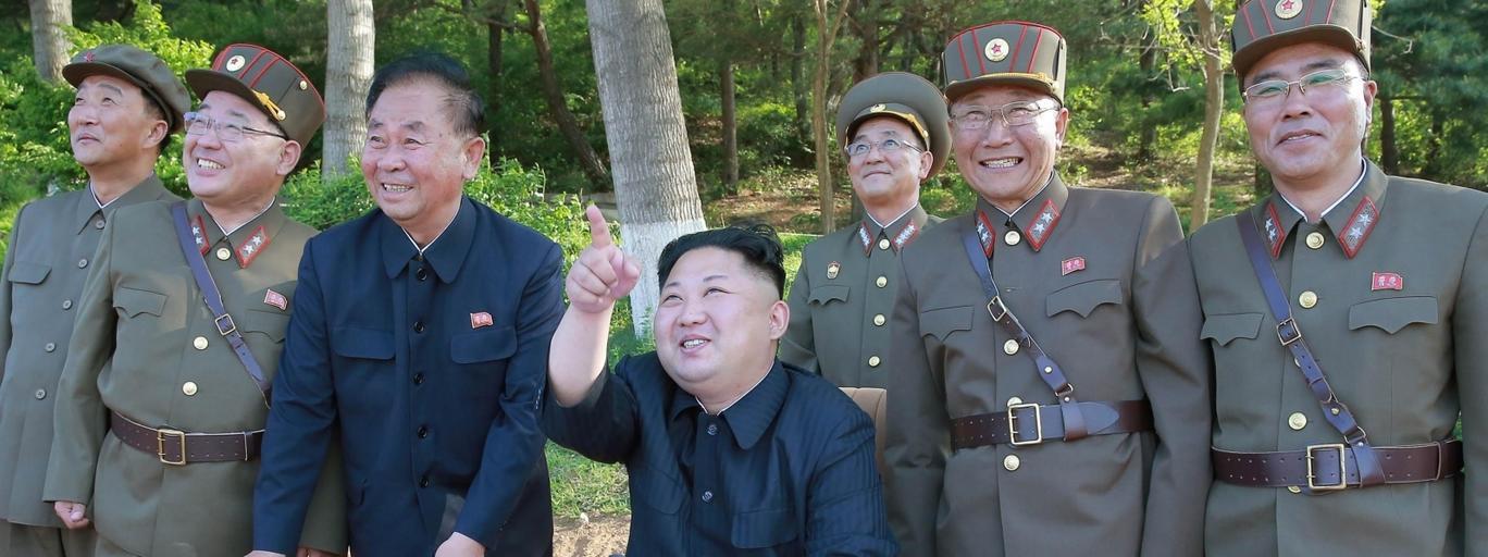Korea Północna rakieta balistyczna