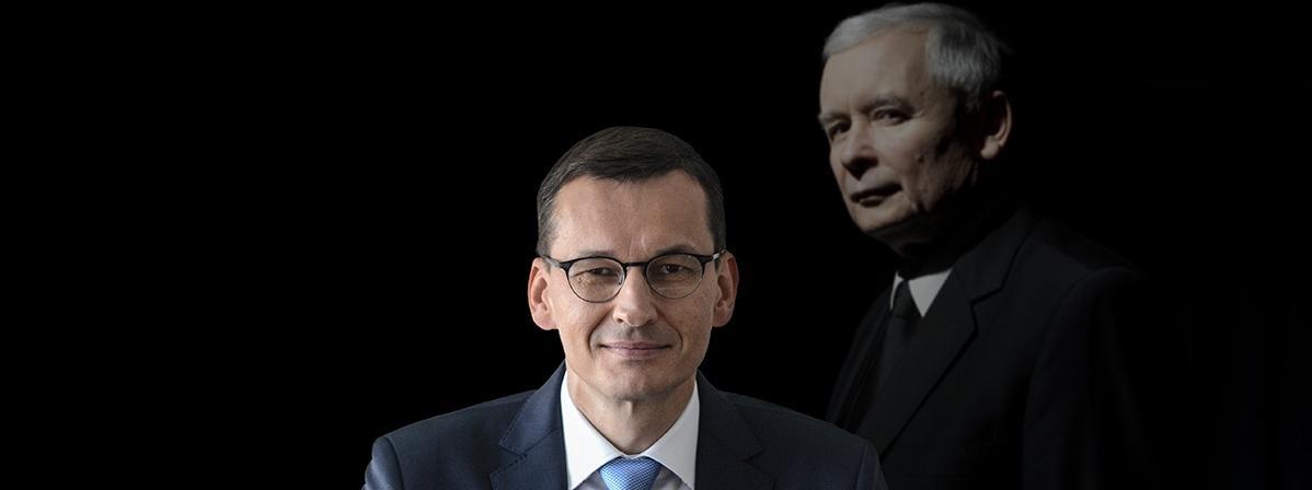 kaczyński prezes mateusz morawiecki rząd