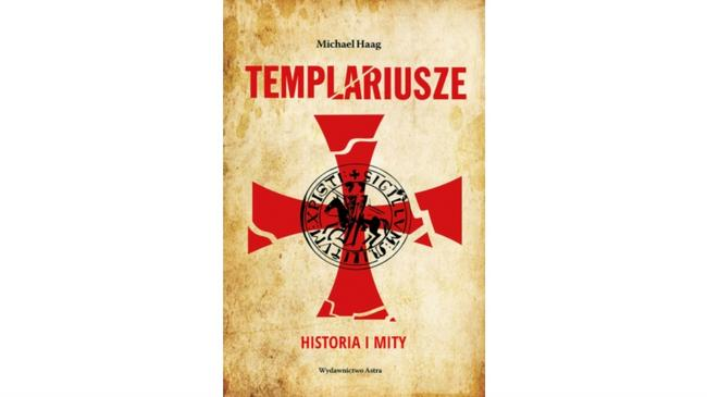 Templariusze, okładka