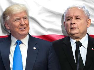 Porażka Kaczyńskiego. Nie będzie spotkania z Trumpem