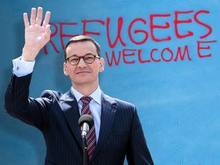 Zamiast manipulować statystykami, w sprawie uchodźców rząd powinien posłuchać Kościoła