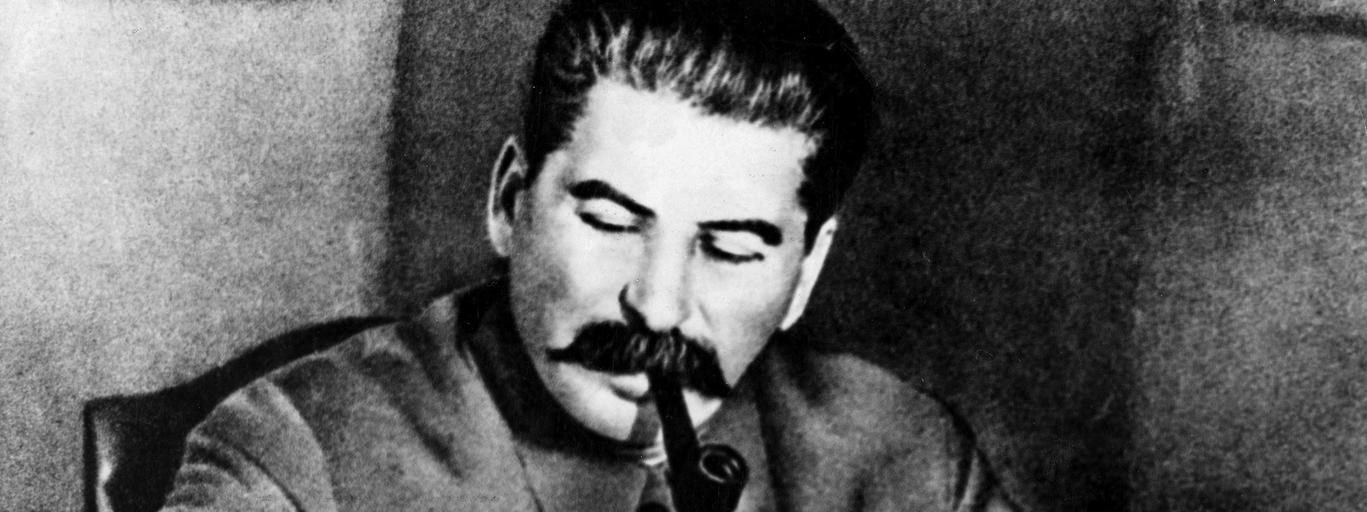 Józef Stalin ZSRR komunizm stalinizm