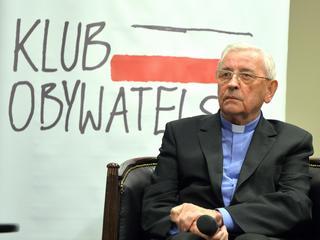 Bp. Pieronek o dyskusji na temat Holokaustu: Niektórzy Polacy nie zdali wtedy egzaminu