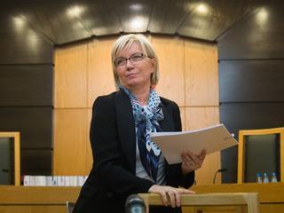 Julia Przyłębska dostała państwową ochronę osobistą. To precedens