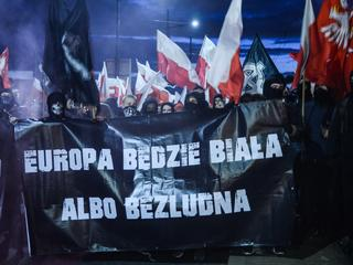 Kaczyński: na Marszu Niepodległości doszło prawdopodobnie do prowokacji