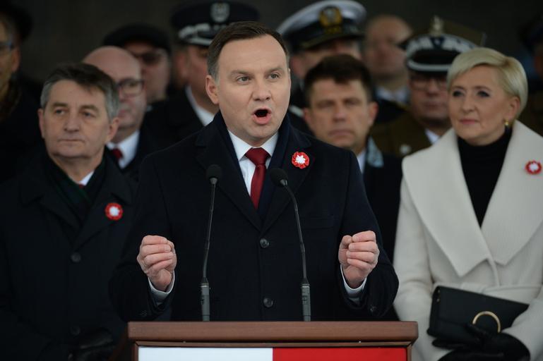 Andrzej Duda Święto Niepodległości