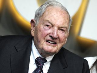 David Rockefeller nie żyje. Senior rodu miliarderów miał 101 lat