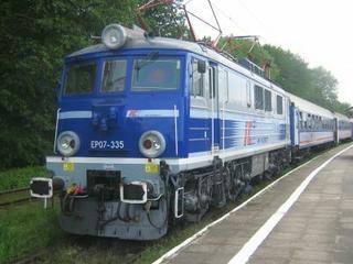 """Wykolejenie pociągu """"Tatry"""""""