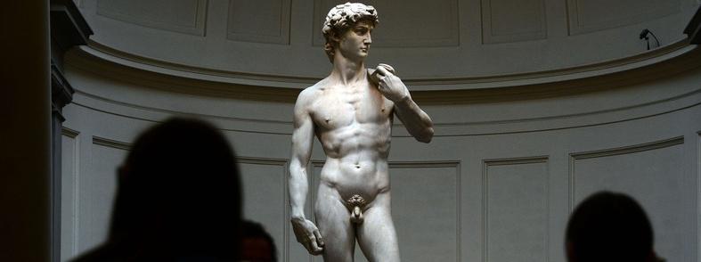 Dawid, rzeźba
