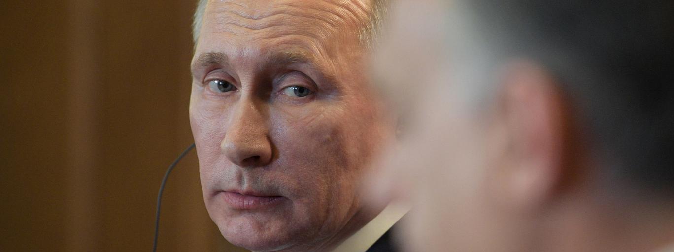 Władimir Putin Rosja polityka Kreml