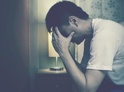 depresja, smutek, samotność, załamanie