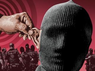 Sfałszowani terroryści