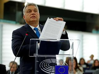 """""""Dzisiejsze Węgry nie zostałby przyjęte do UE"""""""