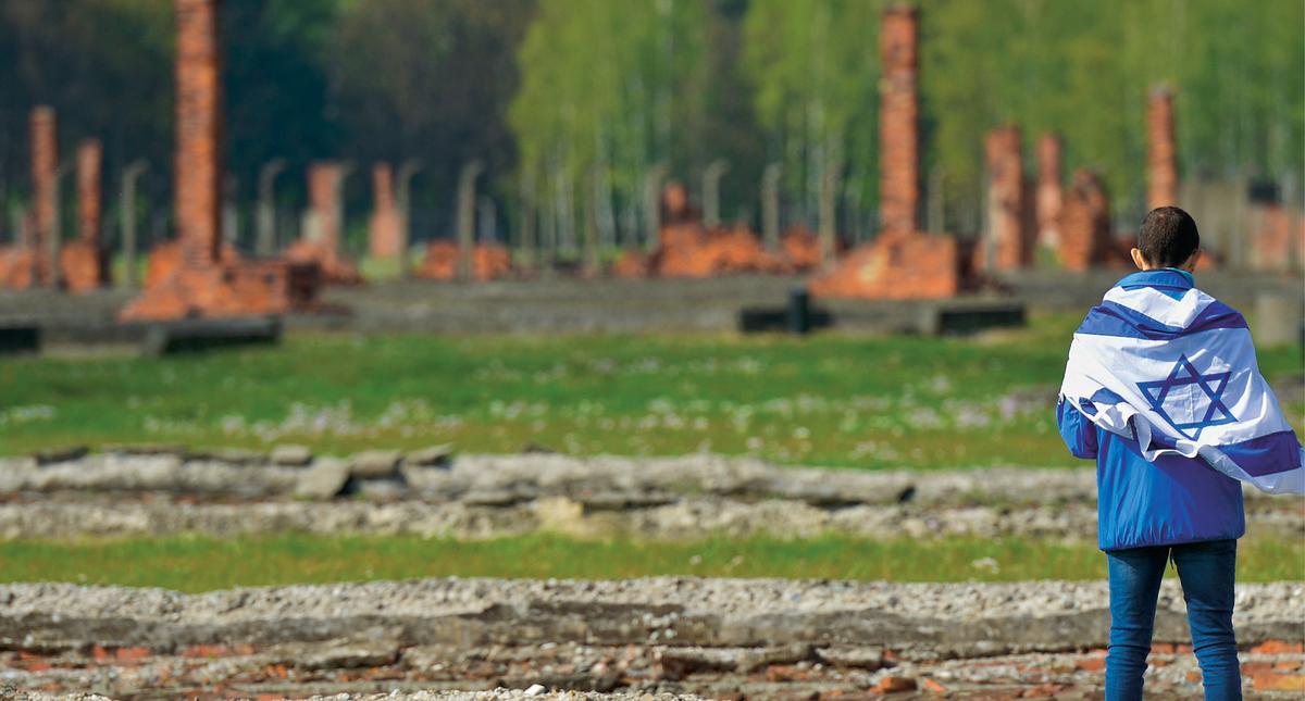 Obóz koncentracyjny Auschwitz-Birkenau.