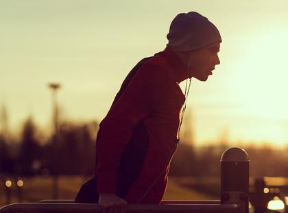 bieganie ćwiczenie ćwiczenia biegaczka bieg jesień