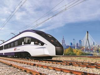 pociągi Dart PESA