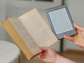 Czytnik zamiast książki?